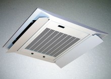 Ceiling Filtration Units